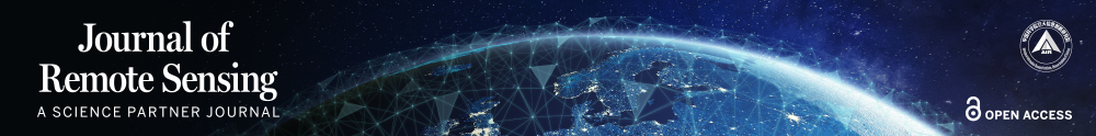 Image banner of connections above earth